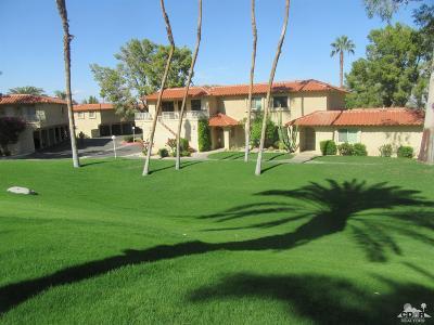 Palm Desert Condo/Townhouse For Sale: 72955 Arthur Ashe Lane