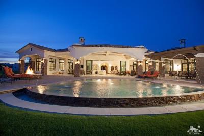 La Quinta Single Family Home For Sale: 53782 Via Dona