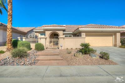 Palm Desert Single Family Home Contingent: 78534 Dancing Waters Road
