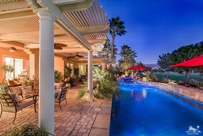 Sun City Shadow Hills Single Family Home Contingent: 81777 Camino Montevideo