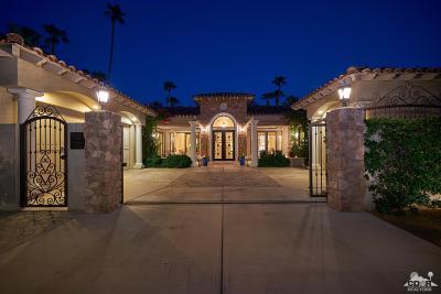 Rancho Mirage Single Family Home For Sale: 39828 Desert Sun Drive