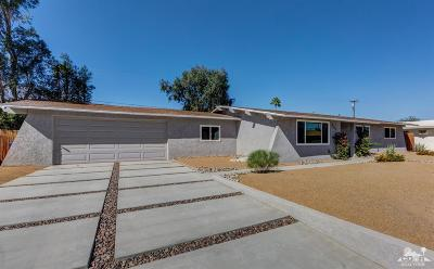 Palm Springs Single Family Home For Sale: 3059 North Biskra Road