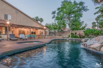 Palm Desert Single Family Home For Sale: 39685 Saint Michael Place