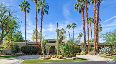 Rancho Mirage Single Family Home For Sale: 40533 Desert Creek Lane