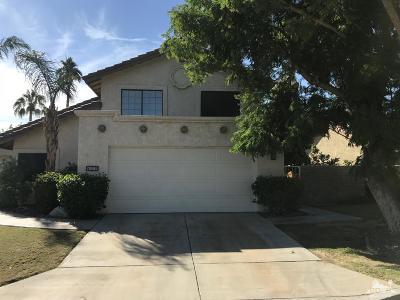 La Quinta Single Family Home For Sale: 78595 Via Sonata