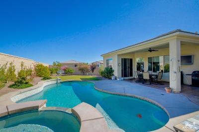Sun City Shadow Hills Single Family Home Contingent: 81434 Avenida Montura