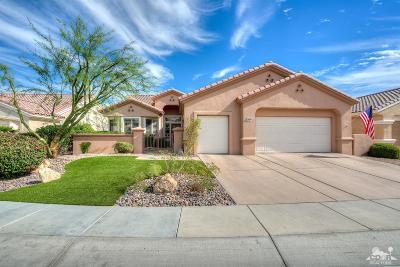 Palm Desert Single Family Home Contingent: 39328 Gingham Court
