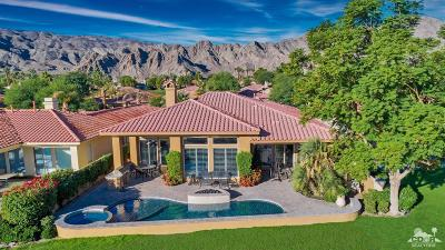 La Quinta Single Family Home For Sale: 57158 Medinah
