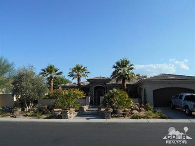 Palm Desert Single Family Home Sold: 111 Azzuro Drive