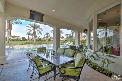 La Quinta Single Family Home For Sale: 81400 Golf View Drive