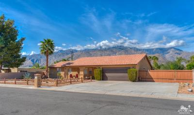 Palm Springs Single Family Home For Sale: 1815 North Viminal Road