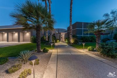 Rancho Mirage Single Family Home For Sale: 14 Spyglass Circle