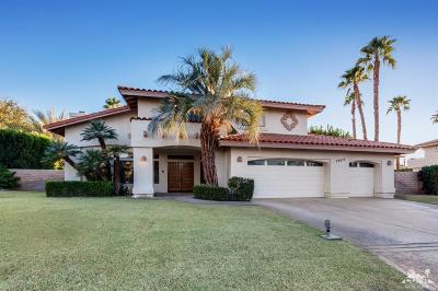 La Quinta Single Family Home For Sale: 78875 Aurora Way Way