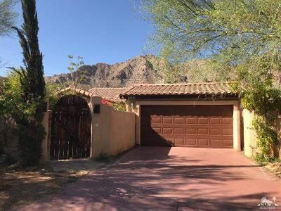 La Quinta Single Family Home For Sale: 53965 Avenida Madero