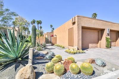 Palm Desert Condo/Townhouse Contingent: 48843 Cassia Place
