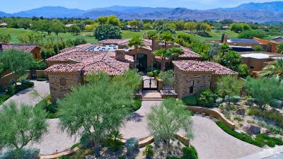 Rancho Mirage Single Family Home For Sale: 83 Royal Saint Georges Way