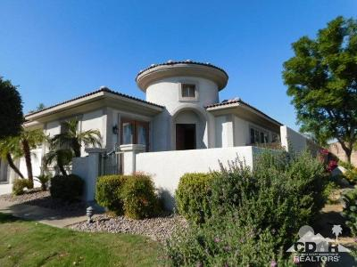 Rancho Mirage Single Family Home For Sale: 43 Via San Marco