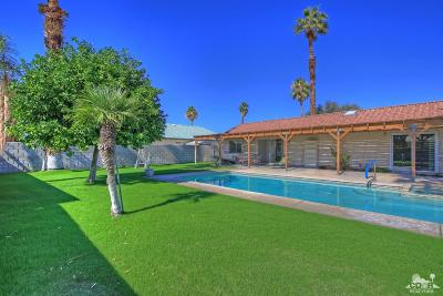 Cathedral City Single Family Home For Sale: 68195 Bella Vista Road East