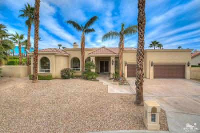 Rancho Mirage Single Family Home For Sale: 36630 Palm Court