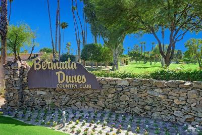 Bermuda Dunes Condo/Townhouse For Sale: 42469 Adams Street #19