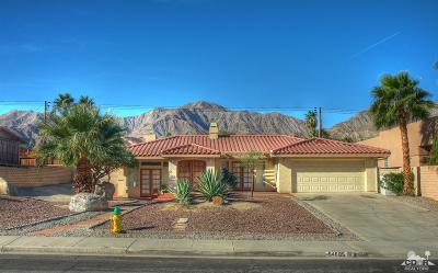 La Quinta Single Family Home For Sale: 54685 Eisenhower Drive