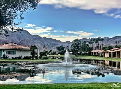 La Quinta Condo/Townhouse For Sale: 78156 Lago Drive Drive