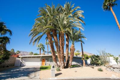 Palm Desert Single Family Home For Sale: 48095 Prairie Drive