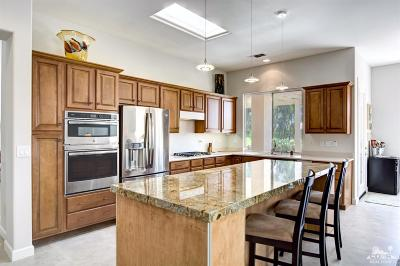 Palm Desert Single Family Home Contingent: 78683 Golden Reed Drive