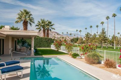Palm Desert Single Family Home Contingent: 73900 Grapevine Street