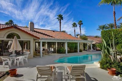 Rancho Mirage Single Family Home For Sale: 75 San Marino Circle