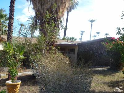 Rancho Mirage Single Family Home For Sale: 36950 Ferber Drive