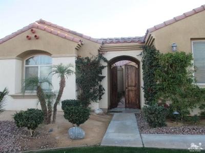 Indio Single Family Home Contingent: 83871 Wolf Creek Road