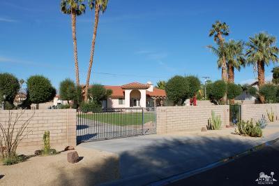 La Quinta Single Family Home For Sale: 78190 Calle Fortuna
