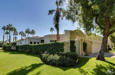 Indian Wells Single Family Home For Sale: 44790 Lakeside Drive