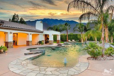 Palm Springs Single Family Home For Sale: 232 West Santa Catalina Road