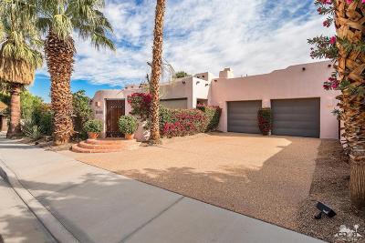 La Quinta Single Family Home For Sale: 53600 Eisenhower Drive