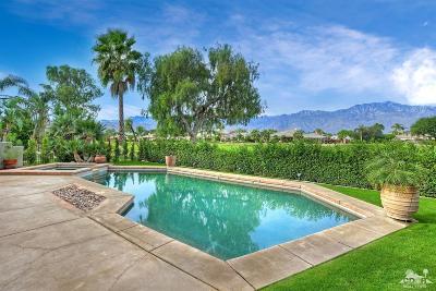 Rancho Mirage Single Family Home For Sale: 21 Via Bella