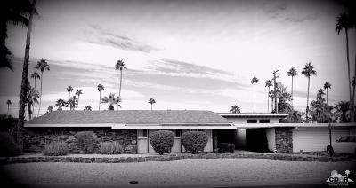 Palm Springs Single Family Home Contingent: 1042 East Apache Road