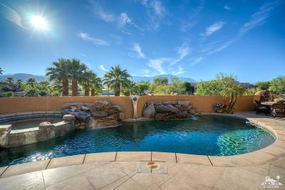 Rancho Mirage Single Family Home Contingent: 4 Canyon Creek