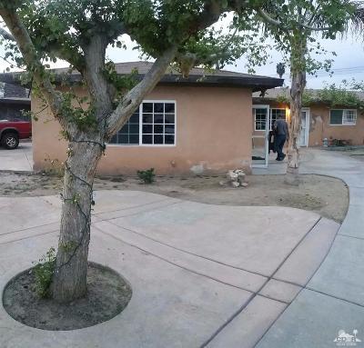 Indio Multi Family Home For Sale: 83080 Dillon Avenue