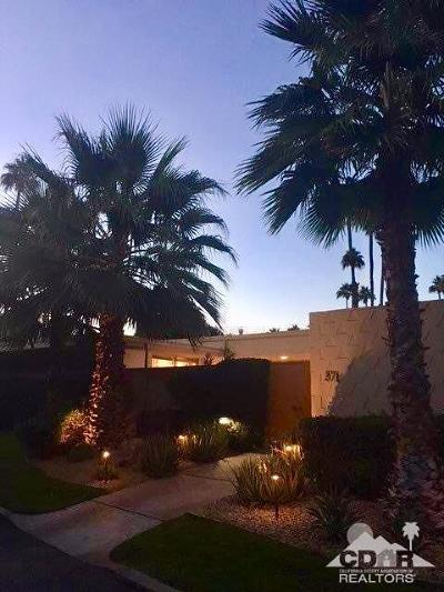 Palm Springs Rental For Rent: 371 Desert Lakes Drive