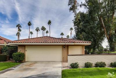 Palm Desert Condo/Townhouse For Sale: 302 Serena Drive