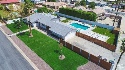 Palm Springs Single Family Home For Sale: 2010 North Sandra Street North