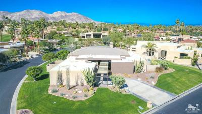 Ironwood Country Clu Single Family Home For Sale: 49560 Canyon View Drive