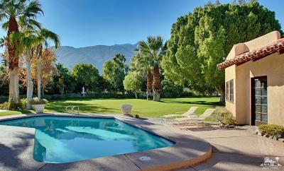 Palm Springs Single Family Home For Sale: 655 East Vereda Sur