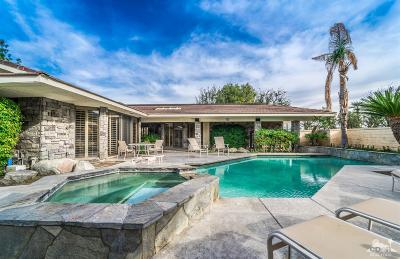 Rancho Mirage Single Family Home For Sale: 1 Surrey Court