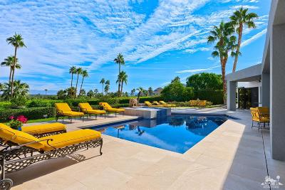 Rancho Mirage Single Family Home Contingent: 70288 Pecos Road