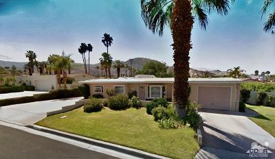 Palm Desert Single Family Home For Sale: 45631 Verba Santa Drive
