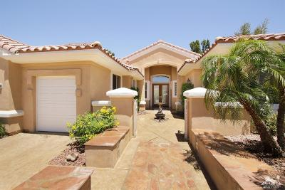 Palm Desert Single Family Home Contingent: 78500 Sunrise Mountain View View