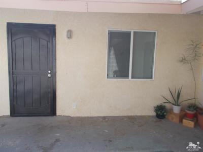 Desert Hot Springs CA Rental For Rent: $600